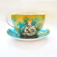 GD teacup by cydienne