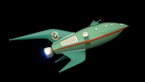 Planet Express by erkucrunk