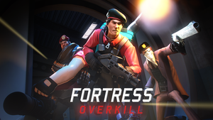 Fortress Overkill by Cpt-Sourcebird