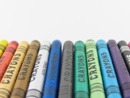 Stock - Crayon Series 4 by mystockphotos