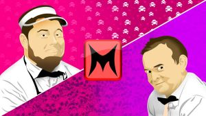 Machinima Respawn - Mr. Sark and APL Fisher II by BanditKidKing