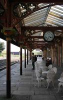 Great Malvern Station 2 by GothicBohemianStock