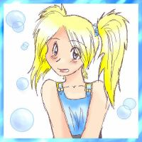Anime-i-fied-Bubbles by Naki by rrbloversclub