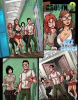 College Grown 2 Preview 2 by zzzcomics