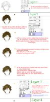 Hair Tutorial by lovedreams