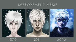 improvement meme 2.0 by Detkef