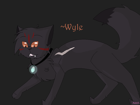 Wyle by ShadowKitKat11