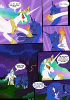 MLP: FIM Rising Darkness Page 12 by Bonaxor