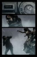 Silent Hill Downpour #3 Page 5 by T-RexJones