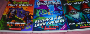 Goosebumps collection 2 by TMNTFAN85