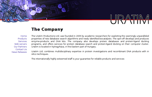 URATIM Ltd. by rdevill