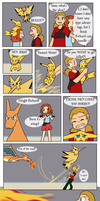 96 - A wild Zapdos appeared. by Sixala