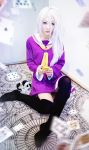 Shiro - No Game No Life by PeterPan-Syndrome