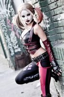 Harley Quinn Cosplay By Rongejon-d62x9ee by tigerlilycaro