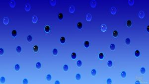 Waterdrops HD Wallpaper by Mega-X-stream