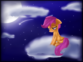 [MLP] Scootaloo's Dreams by Syd-Nick