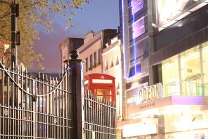 Leicester Square by ethelthegoat