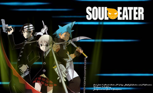Soul Eater - 2011 Wallpaper by TuffTony