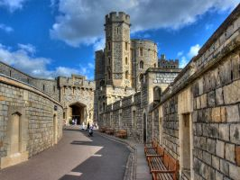 Windsor Castle ..... by MisterKrababbel