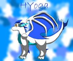 Hyoga by SuperSonicFireDragon