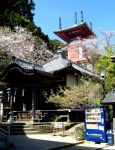 Shikoku Pilgrimage Temple 23 Yakuoji by OliverTheWanderer