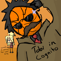 Tobi in cognito by heartlesstheif