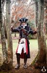 Assassin's Creed 3 - The Huntsman by x-nightfire-x