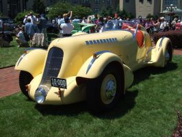 1935 Duesenberg Special/Mormon Meteor by Aya-Wavedancer
