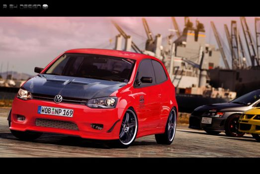 Vw Polo by r34-Design