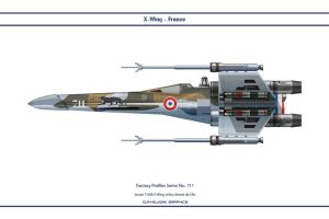 Fantasy 711 X-Wing France by WS-Clave