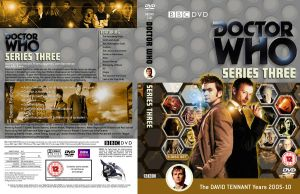 Doctor Who Series Three by BrotherTutBar