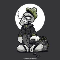 Bank Robber by k3nnykid