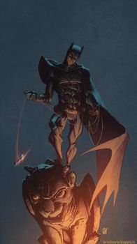Batman by korock7