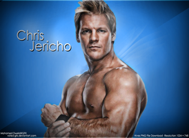 Chris Jericho Wallpaper by RaTeD-Gfx