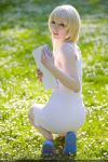 Kingdom Hearts II: Namine by Rosenbraut