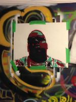 BIGGIE by knuckle-up-chuck