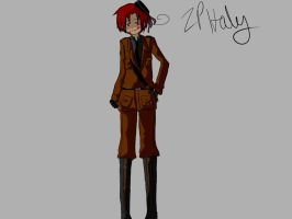 2p italy redone by Zexy-N-Demy