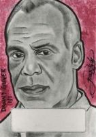 Danny Glover by JRosales1