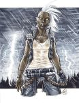 Punk Storm by AdamWithers