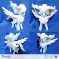 Cloudeon Plush by DemodexPlush