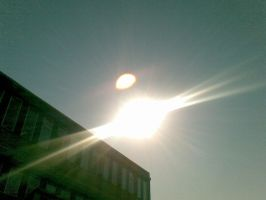 Lens flare by And1945