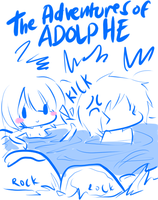 The Adventures of Adolphe 3 by ayrra