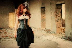 Ruined Kingdom - I by JaneEccentrica