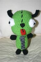 Gir Plushie by smoochyscoop