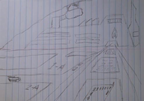 Crap art of the Day : Pinnacle Training Command by LogicalPremise