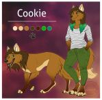 Cookie Ref Sheet 2015 by SabrinaDeets