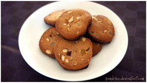Honey-Nut Cookies II by pandrina