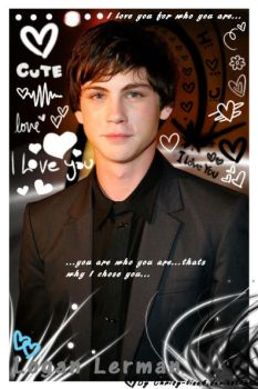 Logan Lerman II by chrisy-tine4