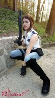 Jill Valentine RE1 STARS arrange mode outfit XII by Rejiclad