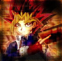 i cant draw yugi... i so sorry by EternalEnd